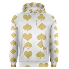 Card Symbols Men s Pullover Hoodie by Mariart