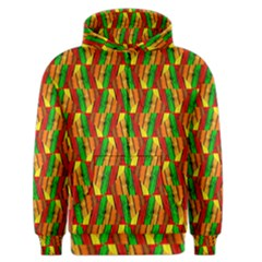 Colorful Wooden Background Pattern Men s Zipper Hoodie by Nexatart