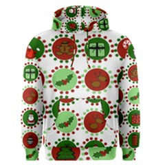 Christmas Men s Pullover Hoodie by Mariart