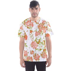 Floral Dreams 12 D Men s Sport Mesh Tee by MoreColorsinLife