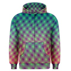 Art Patterns Men s Zipper Hoodie by Nexatart