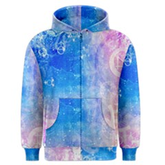 Horoscope Compatibility Love Romance Star Signs Zodiac Men s Zipper Hoodie by Mariart
