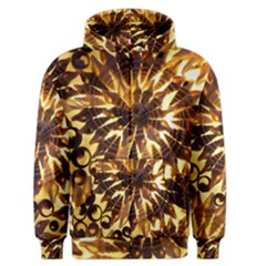 Mussels Lamp Star Pattern Men s Zipper Hoodie by Nexatart