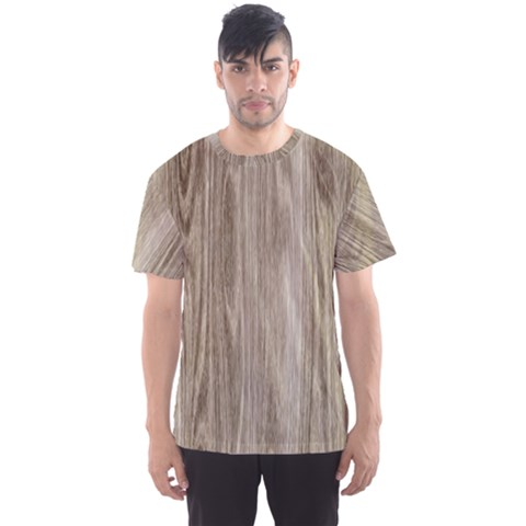 Wooden Structure 3 Men s Sport Mesh Tee by MoreColorsinLife