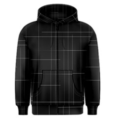 Constant Disappearance Lines Hints Existence Larger Stricter System Exists Through Constant Renewal Men s Zipper Hoodie by Mariart