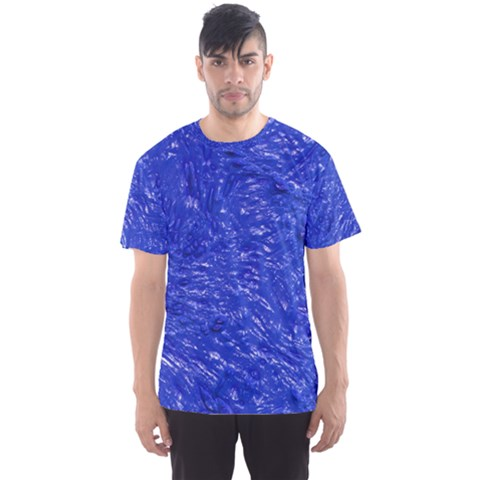Thick Wet Paint A Men s Sports Mesh Tee by MoreColorsinLife