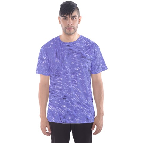 Thick Wet Paint H Men s Sports Mesh Tee by MoreColorsinLife