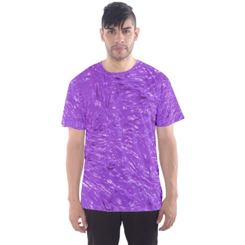 Thick Wet Paint I Men s Sports Mesh Tee by MoreColorsinLife