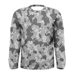 Camouflage Patterns Men s Long Sleeve Tee by BangZart