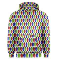 Colorful Shiny Eat Edible Food Men s Zipper Hoodie by Nexatart