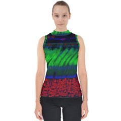 Cells Rainbow Shell Top by Mariart