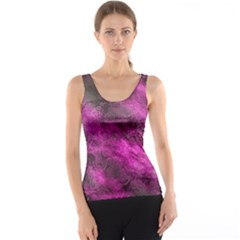 Wonderful Marbled Structure C Tank Top by MoreColorsinLife