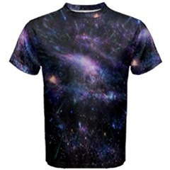 Animation Plasma Ball Going Hot Explode Bigbang Supernova Stars Shining Light Space Universe Zooming Men s Cotton Tee by Mariart