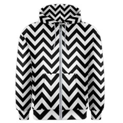 Wave Background Fashion Men s Zipper Hoodie by Nexatart