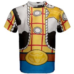 Woody Toy Story Men s Cotton Tee