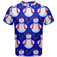 Seamless Repeat Repeating Pattern Men s Cotton Tee