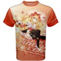 IIDX Cannonballers Himmel Men s Cotton Tee View1