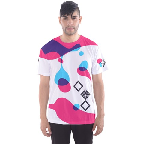 Jubeat Prop Design Men s Sports Mesh Tee by concon