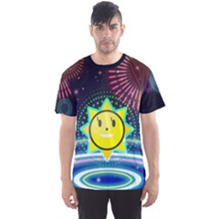 Iidx Bsb V2 Men s Sports Mesh Tee by concon