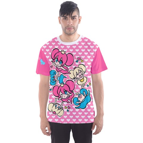 Iidx Smooooch Men s Sports Mesh Tee by concon