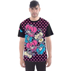 Iidx Dark Smooooch Men s Sports Mesh Tee by concon