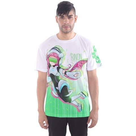 Ddr Rinon Men s Sports Mesh Tee by concon