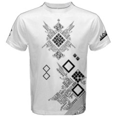 Jubeat Cotton Men s Cotton Tee by concon