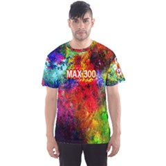 Max300 Men s Sports Mesh Tee by concon