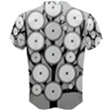 Gears Tree Structure Networks Men s Cotton Tee View2