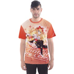 Iidx Poster Chan Shirt Men s Sports Mesh Tee by concon