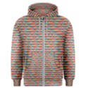 Background Abstract Colorful Men s Zipper Hoodie View1