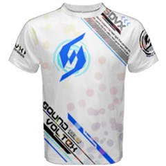 Sdvx 4 Cotton Men s Cotton Tee by concon