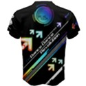 DDR Vivid Dark Cotton Men s Cotton Tee View2