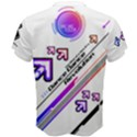 DDR Rainbow Cotton Men s Cotton Tee View2