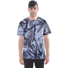 Pattern Abstract Desktop Fabric Men s Sports Mesh Tee