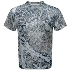 Marble Pattern Men s Cotton Tee