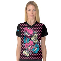 Iidx Smooooch Women s Sport Mesh Tee by concon