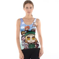 Fgo Riyo Chibi Women s Tank Top by concon