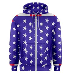 Day Independence July Background Men s Zipper Hoodie