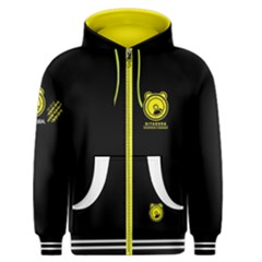 Gfdm Dark Yellow Men s Zipper Hoodie by concon