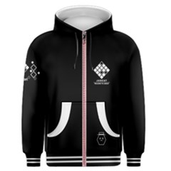 Jubeat Dark Men s Zipper Hoodie by concon