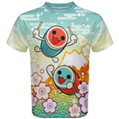 Taiko Men s Cotton Tee by concon