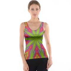Abstract Art Abstract Background Tank Top