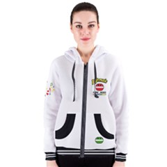 Pop n Music Women Zipper Hoodie by concon