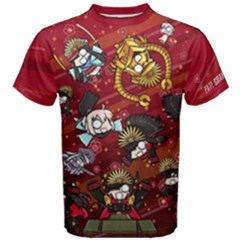 Fgo Nobu & Okita Men s Cotton Tee by concon