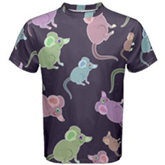 Animals Mouse Men s Cotton Tee