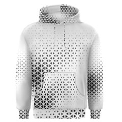 Geometric Abstraction Pattern Men s Pullover Hoodie by Mariart