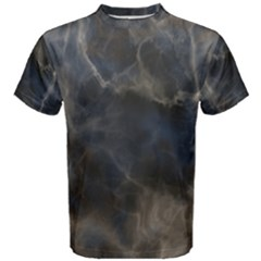 Marble Surface Texture Stone Men s Cotton Tee