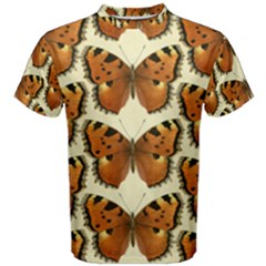 Butterflies Insects Men s Cotton Tee