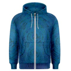 Big Data Information Data Men s Zipper Hoodie